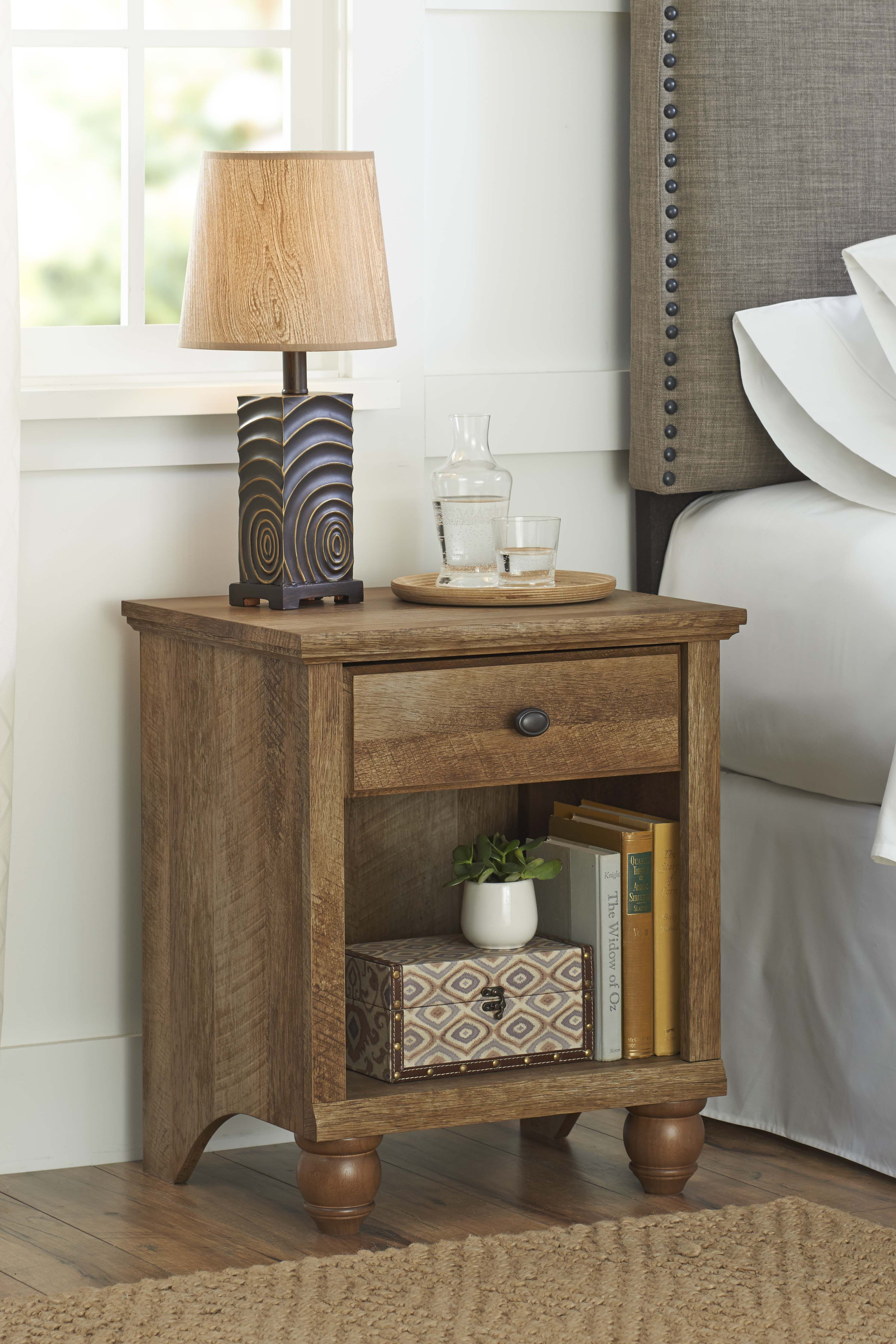 Best Home Furniture Side Table With Storage Affordable 640 x 480