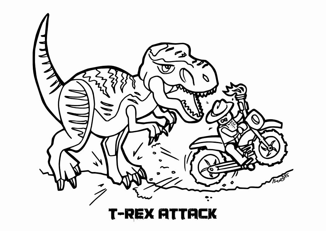 Jurassic Park Coloring Page Inspirational Jurassic World Coloring Pages Best Coloring Pag In 2020 Dinosaur Coloring Pages Lego Coloring Pages Fathers Day Coloring Page