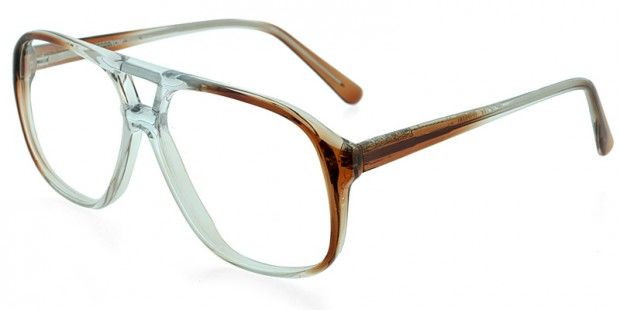 0db5870bea7 Aviator prescription glasses with a modern look for men. Find the Tom  exclusively at GlassesUSA.com
