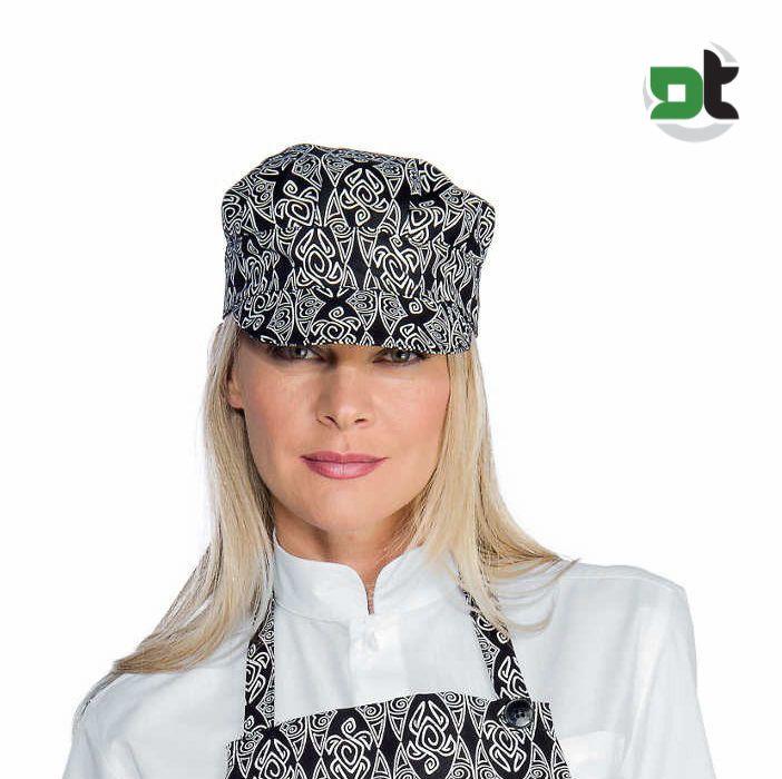 Abbigliamento e accessori Cappello Unisex Sam New York Bianco regolalabile Isacco cotone cameriere