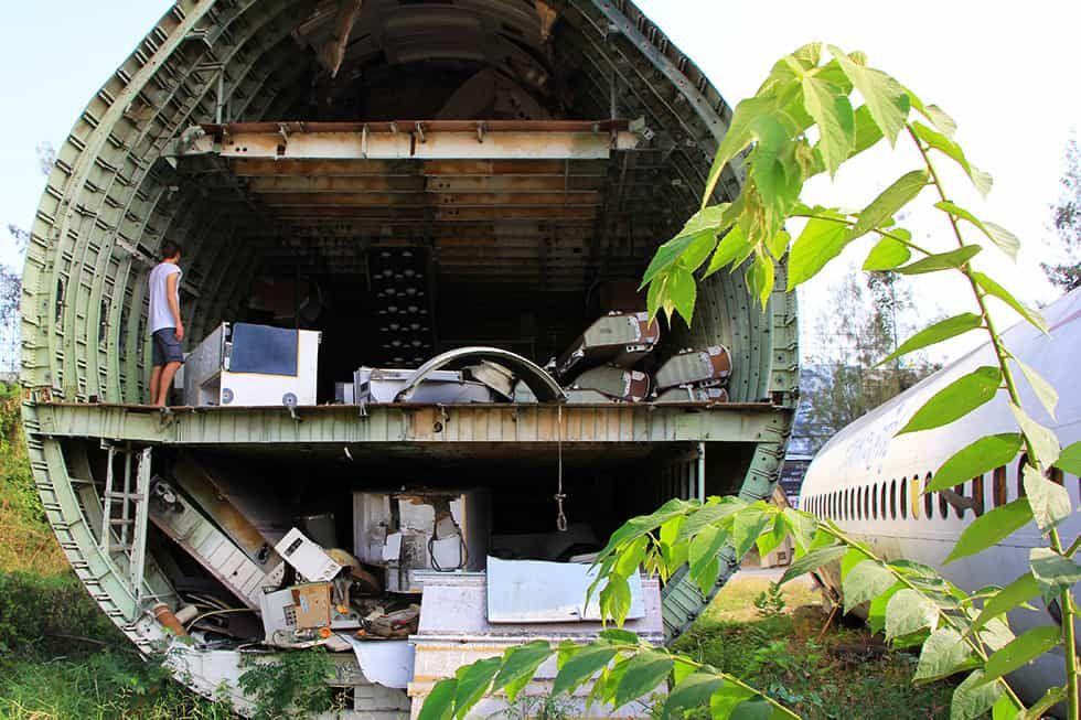 Airplane Graveyard6  - The Airplane Graveyard: bizarre plek in Bangkok - Manify.nl