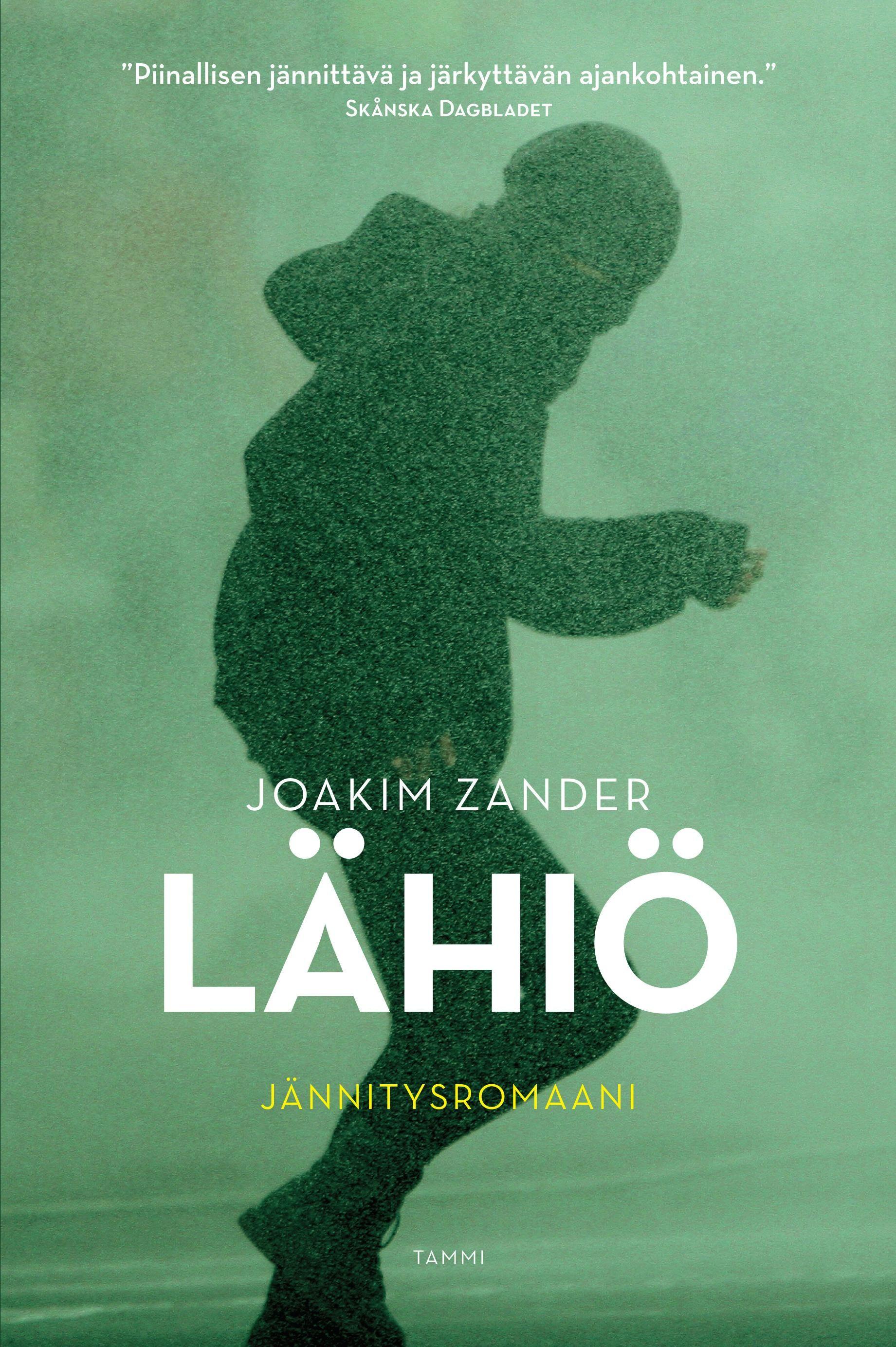 Lähiö - Joakim Zander - #kirja