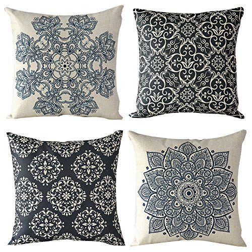 huis decorative throw pillow covers art