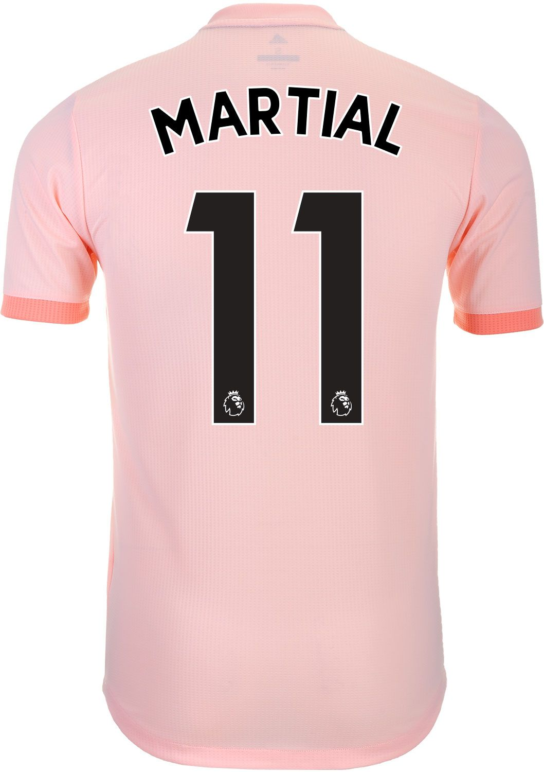Shop for the 2018 19 adidas Martial Manchester United authentic away jersey  from www.soccerpro.com a9bd47b85
