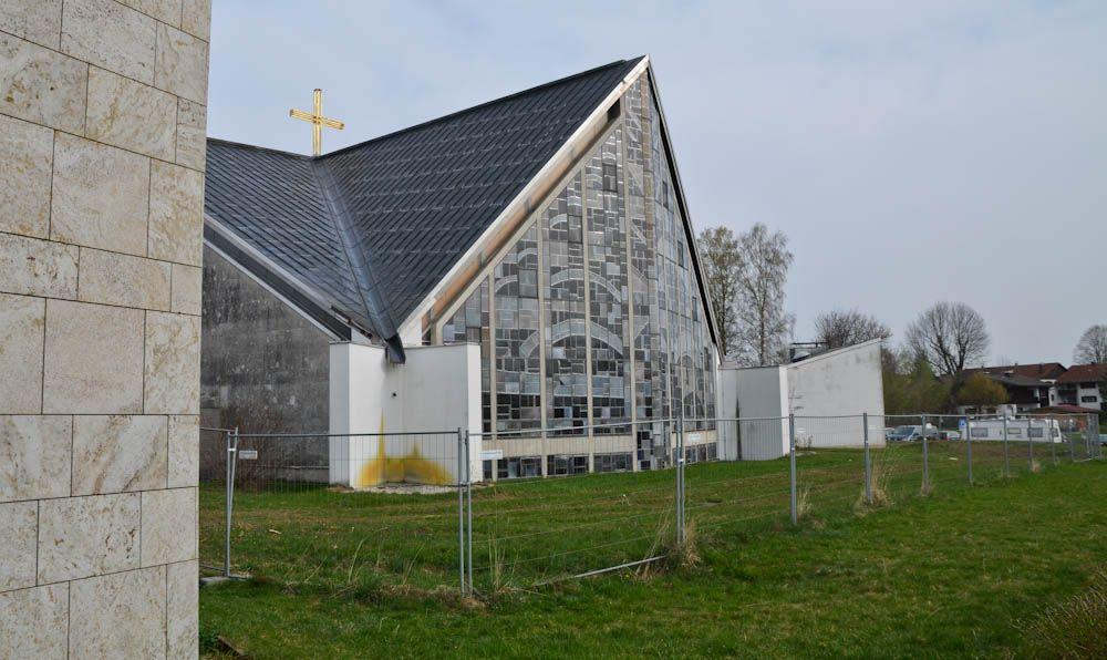 Kath Kirche St Josef, Holzkirchen Entwidmete Kirchen Pinterest - holzkchen
