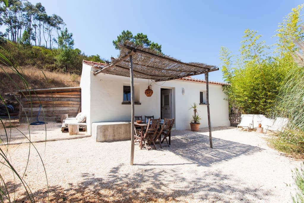 Modern And Tipical Portugues House Houses For Rent In Aljezur Municipality Faro District Portugal Mediterranean Homes Summer House Renting A House