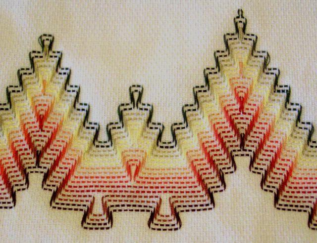 Destashification Christmas: Day Six – Huck Towels | Swedish weaving ...