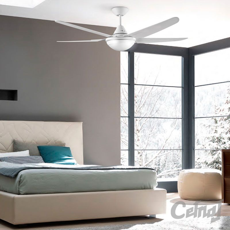 The Bernie Ceiling Fan By Jantec Features A Fresh Design And Constructed With Latest High Grade Engineering Plastics