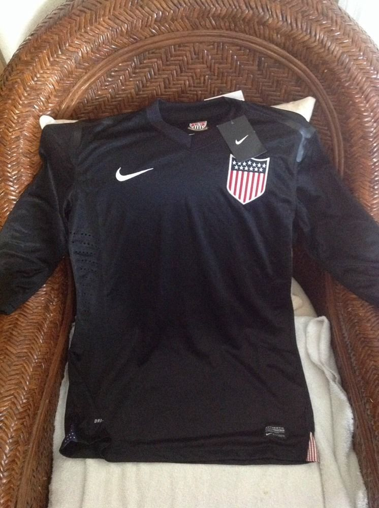 USA centennial Nike exclusive product World Cup Soccer