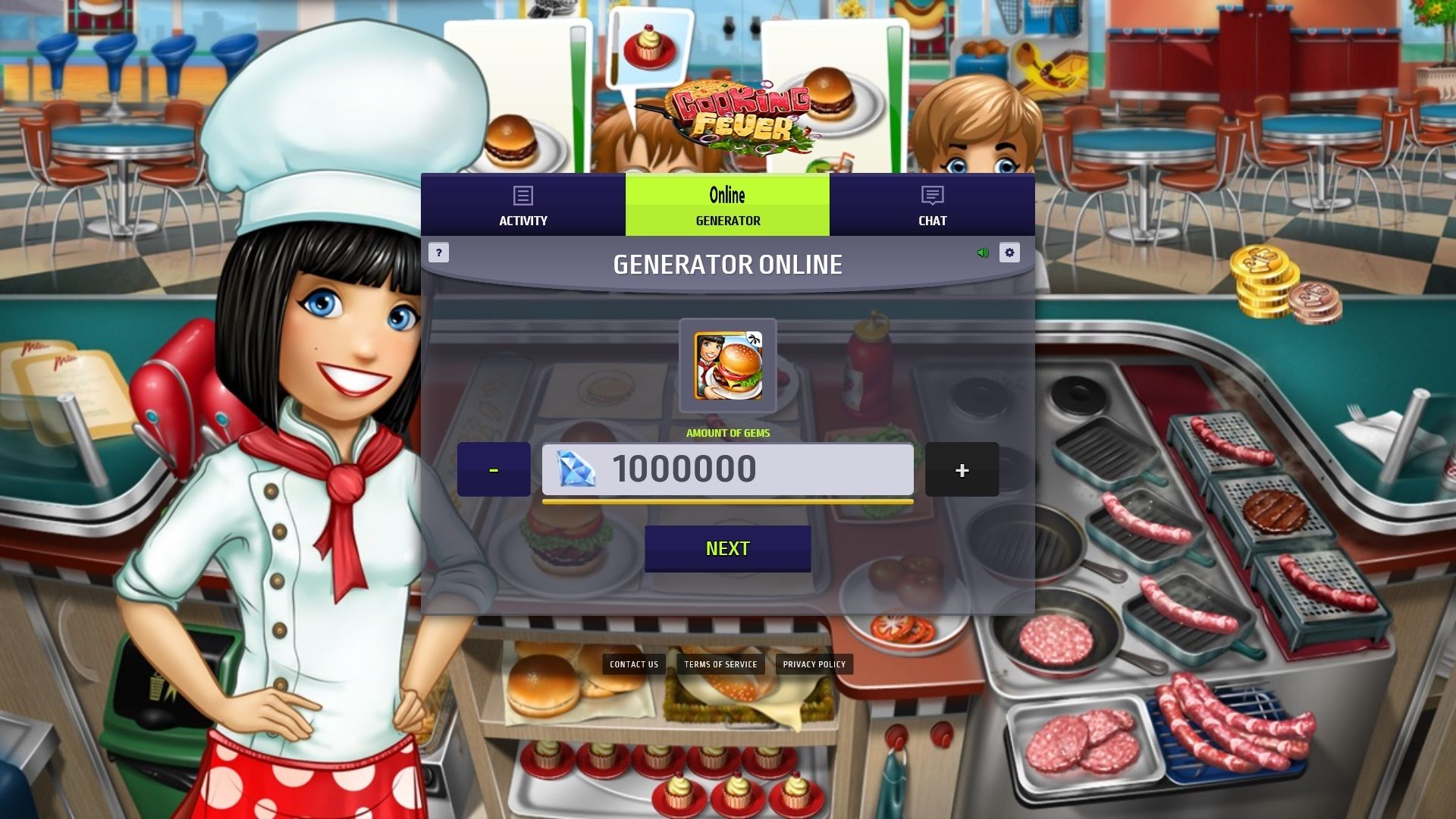 Cooking Fever in 2020 Cooking fever, Cooking fever game