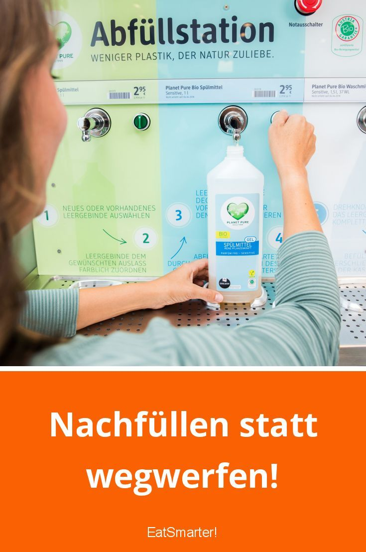 Plastikfrei Nachfullbares Waschmittel Bei Dm Mit Bildern Plastikfrei Waschmittel Plastik