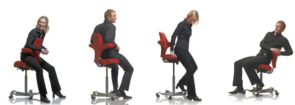 Hag Capisco Probably The Best Chair Ever Invented Http Www Wohnnatur De Images Capisco 3 Jpg Ergonomic Chair Custom Reception Desk Chair