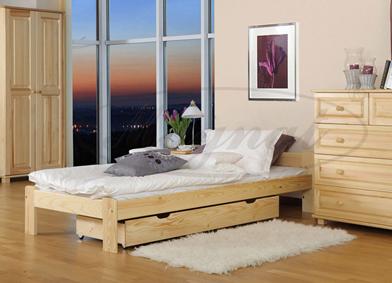 Stunning Holzbett Bett Holz Kinderbett Einzelbett With Jugendbett Holz