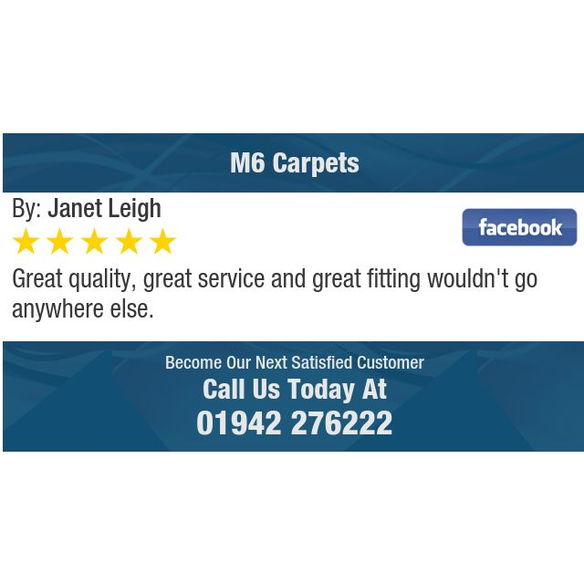 Great quality, great service and great fitting wouldn't go anywhere else.