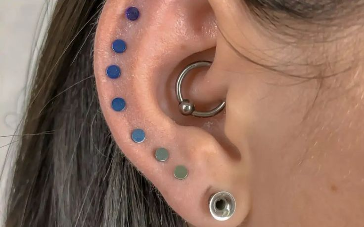 Care Of The Helix Piercing Yanni Piercing Piercings Online