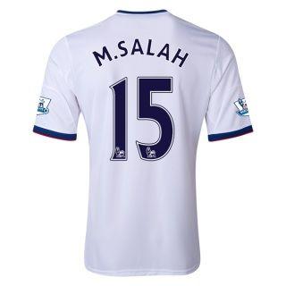 2013/14 Chelsea Mohamed Salah Soccer Jersey #MohamedSalah  #MohamedSalahJersey #MohamedSalahChelseaJersey #WorldCupJersey
