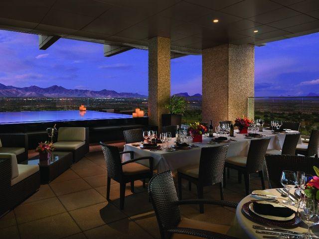 Orange Sky Talking Stick Resort At Scottsdale