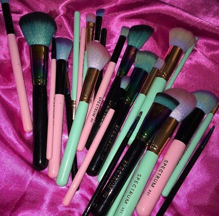 Spectrum Makeup brushes Makeup, Makeup brushes