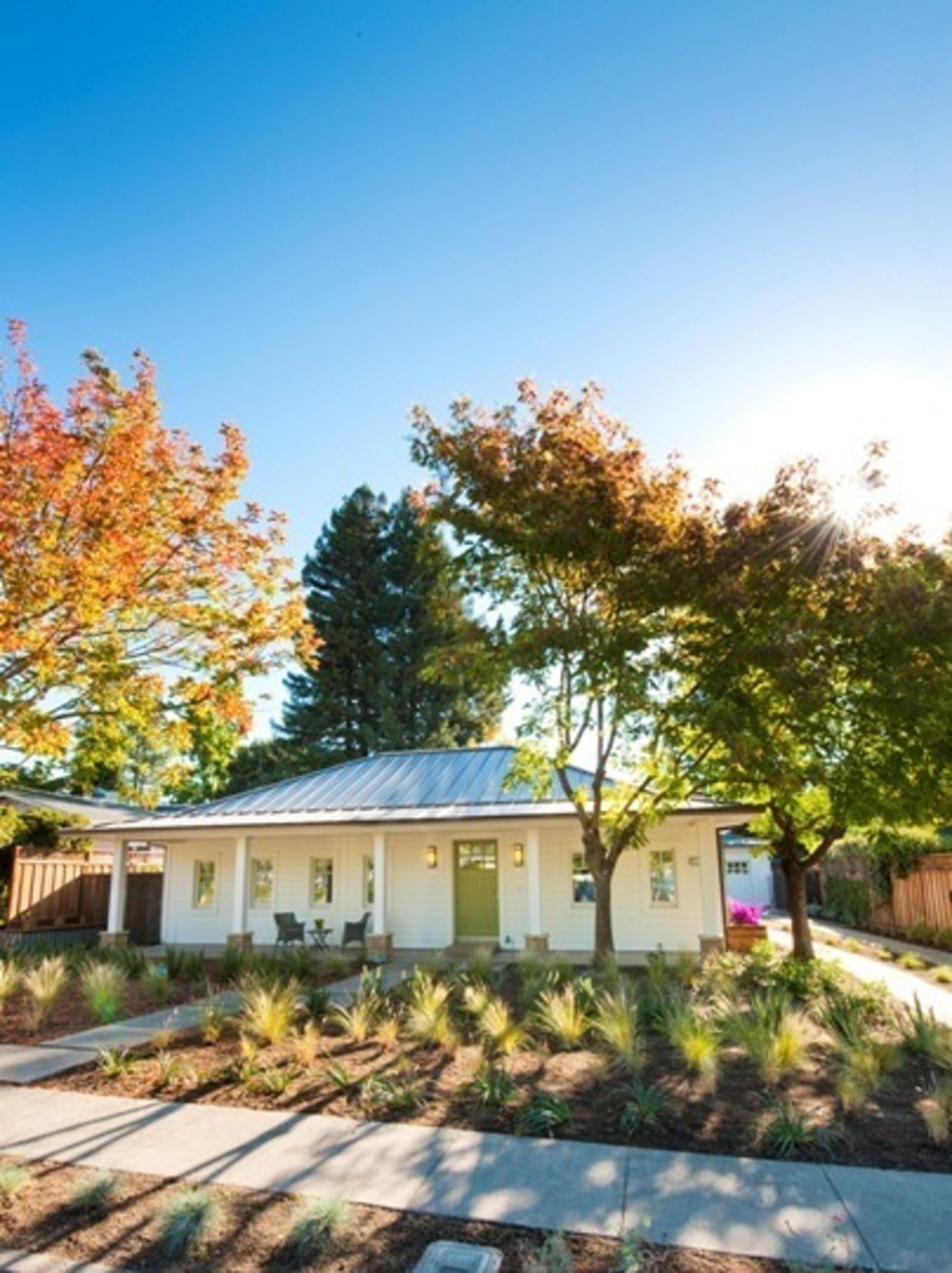 California's First Certified Passive House — Sonoma, California
