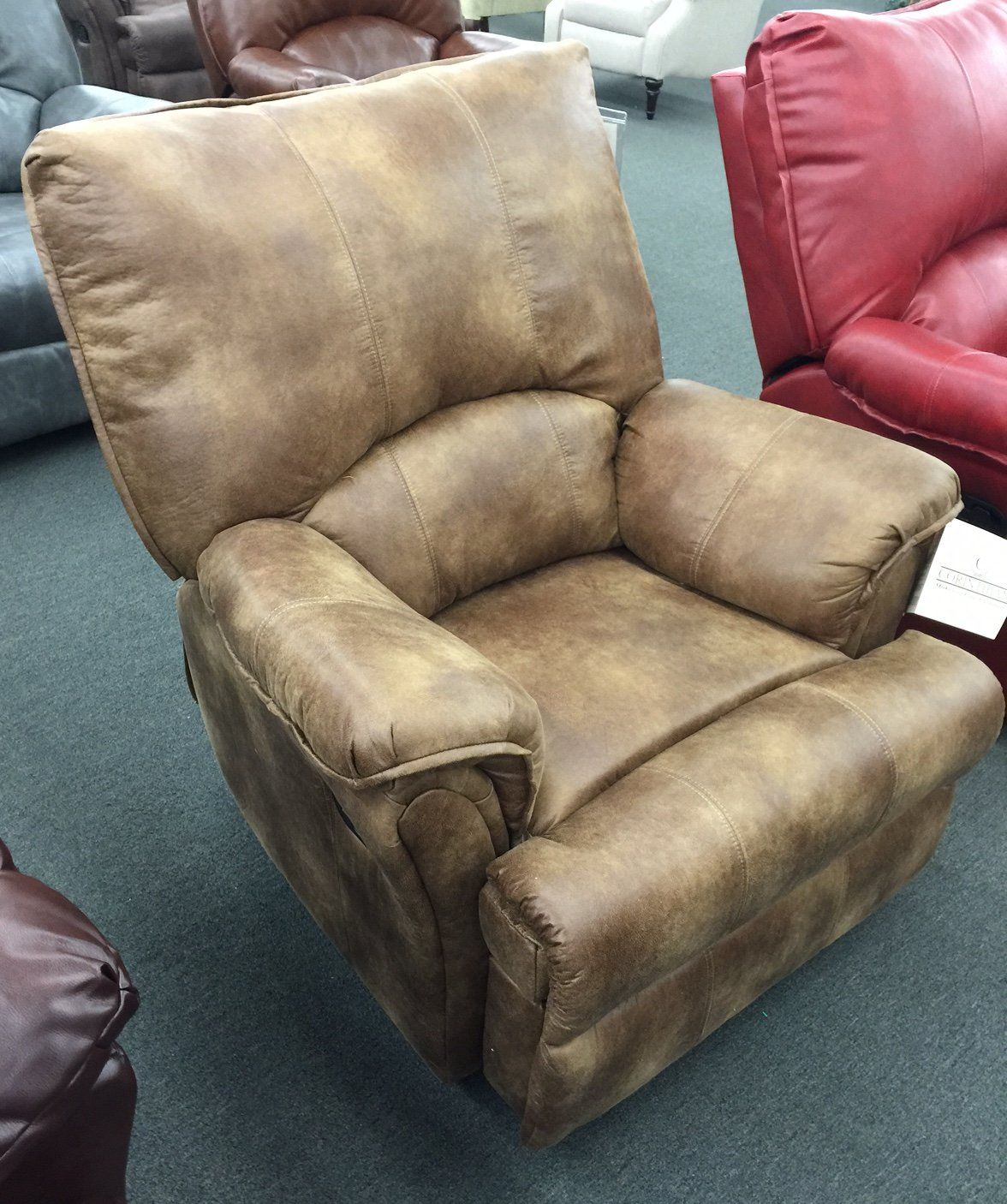 Padre Almond Rocker Recliner By Corinthian At Furniture Warehouse | The  $399 Sofa Store | Nashville Design