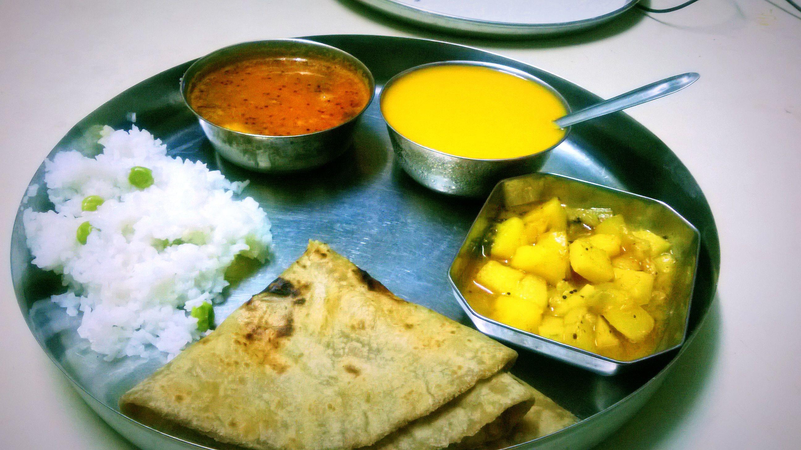 Pure saatvik gujju thal by chefpru indianfood chef pru pure saatvik gujju thal by chefpru indianfood forumfinder Choice Image