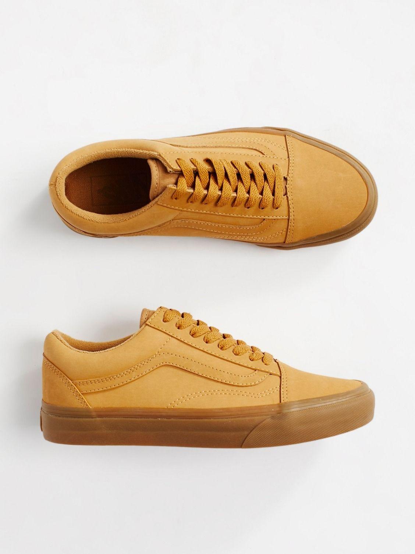 Old Skool Vansbuck Sneaker   Running