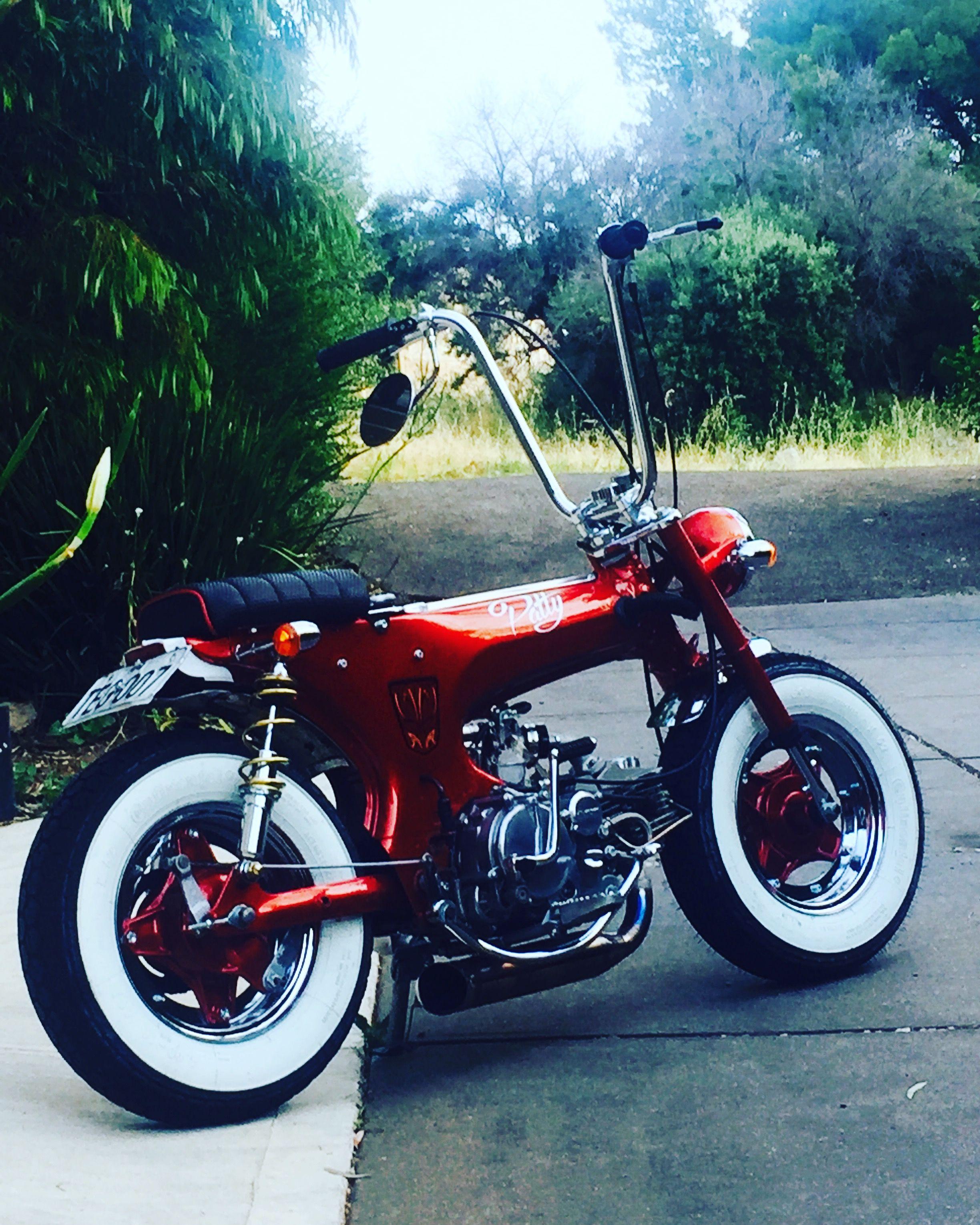 Honda ct70 dax bobber | Greasers motorcycle society ...