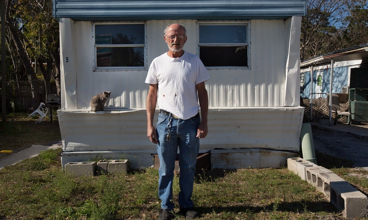 Americas Trailer Parks The Residents May Be Poor But Owners Are Getting Rich