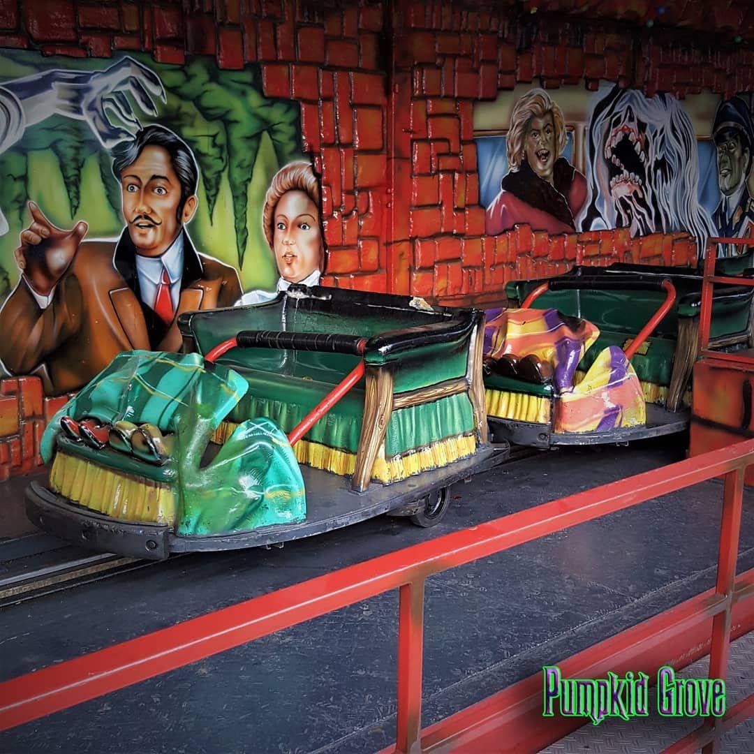 #darkride #ride #ghosttrain #geisterbahn #car #gondel