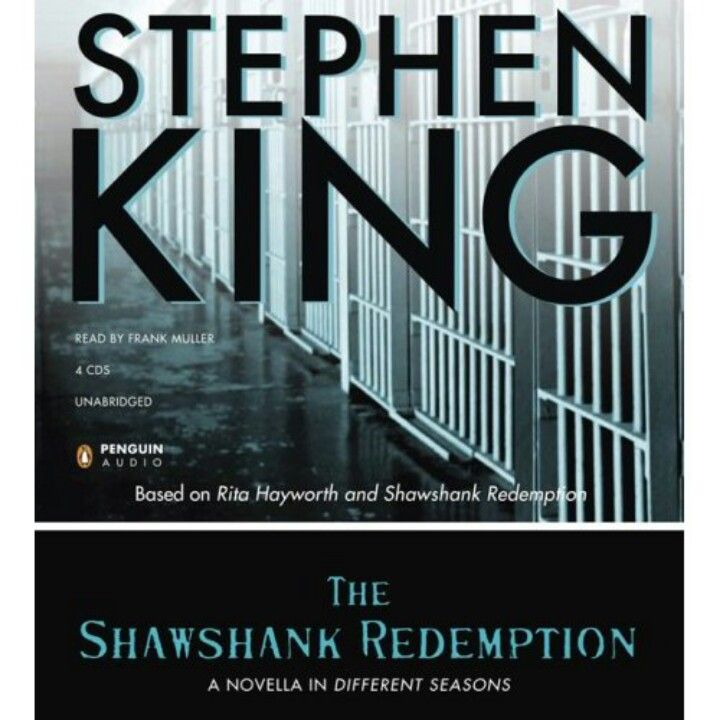 The Shawshank Redemption A Novella In Different Seasons Rita  The Shawshank Redemption A Novella In Different Seasons Rita Hayworth And Shawshank  Redemption  By Stephen King Proposal Essay also Independence Day Essay In English  Need Help Writing A Speech