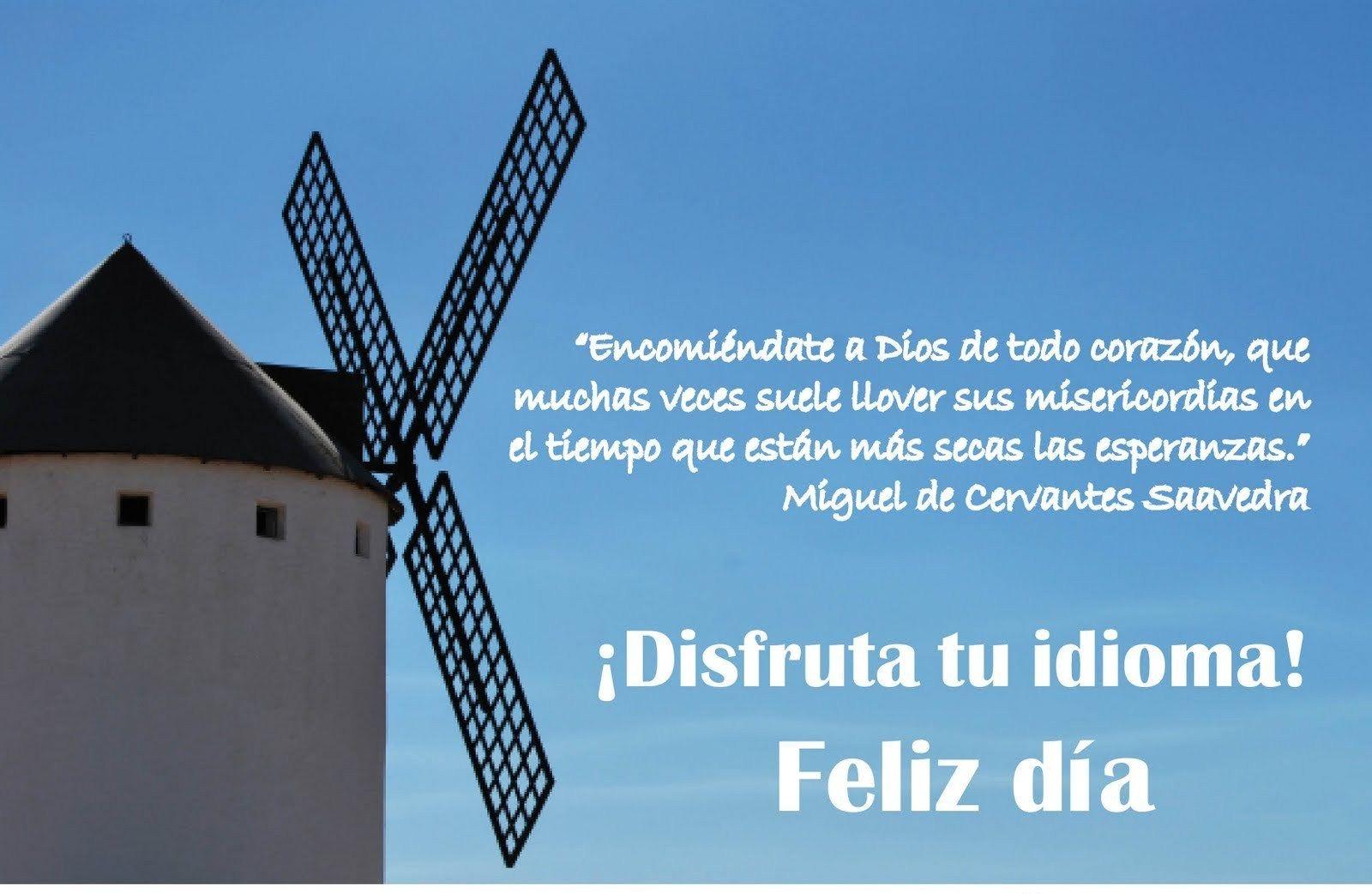 Feliz Día Del Idioma Imagenes Dia Del Idioma Dia Del