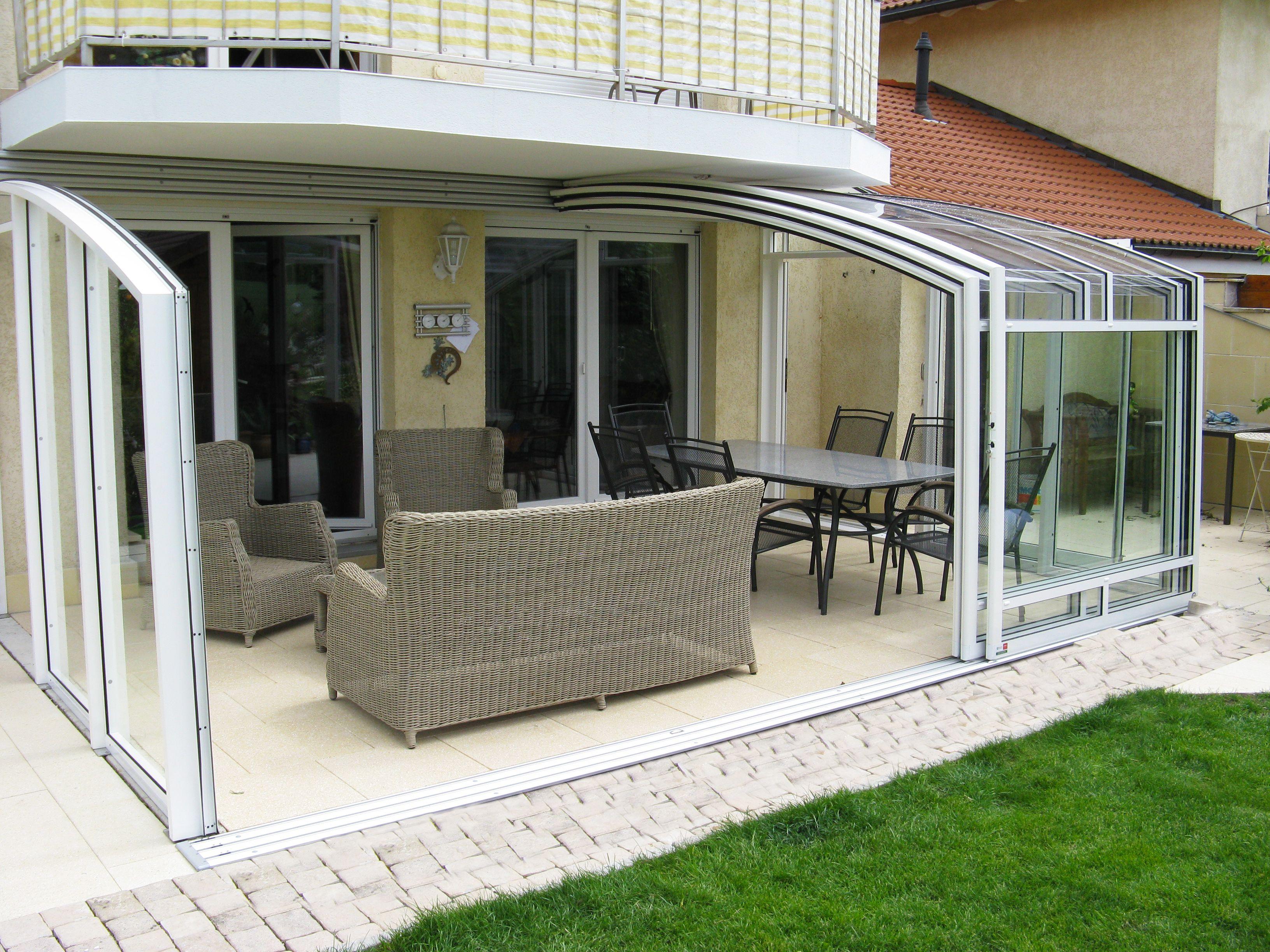 Retractable Patio Enclosure For Your Home