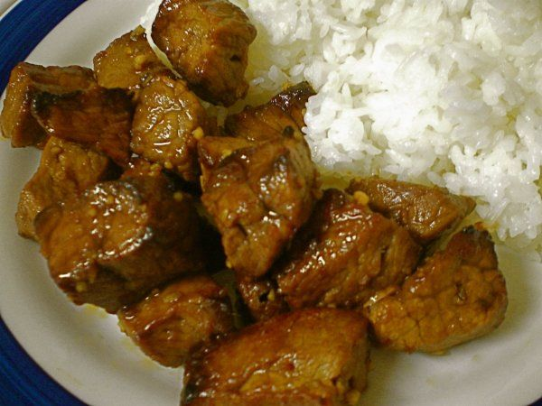 Photo of Hawaiian Beef Teriyaki
