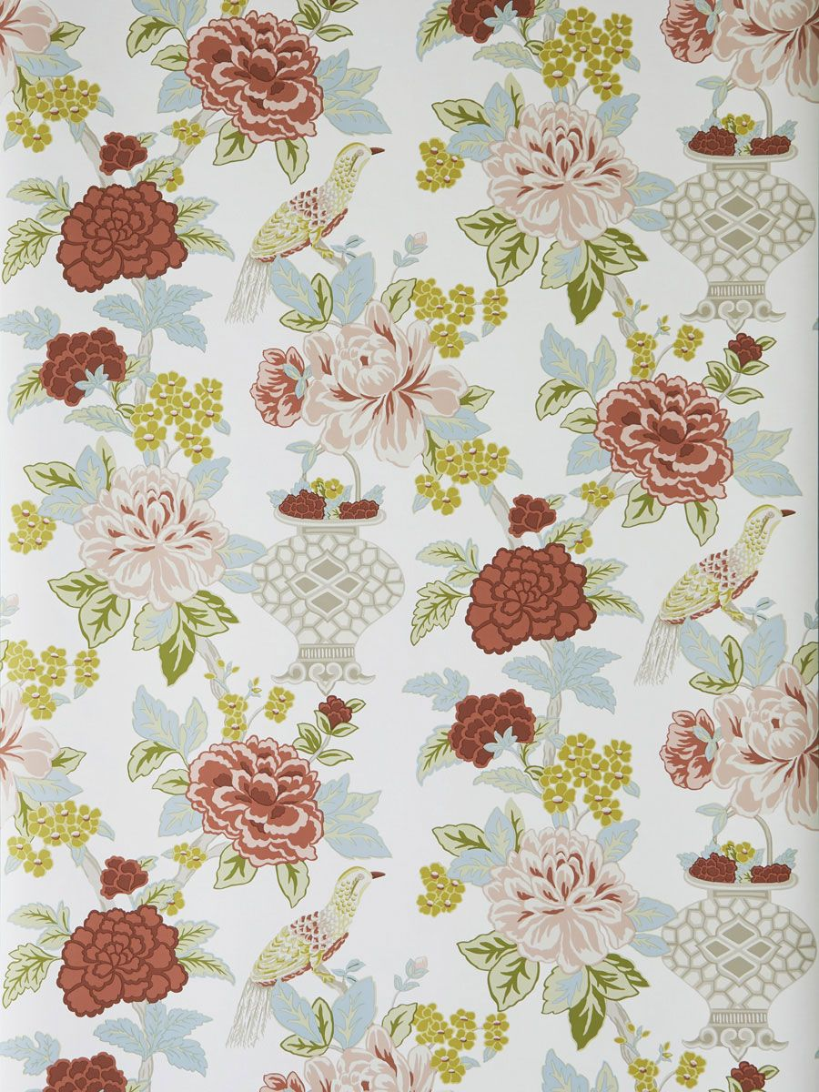 Dusty pink roses wallpaper. Flower wallpaper, Flower