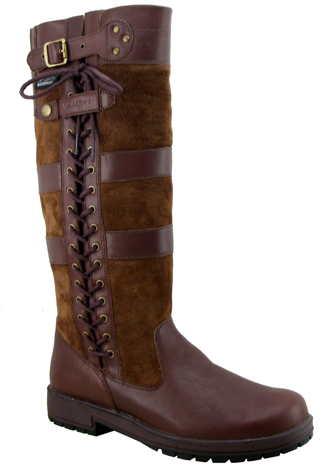 7e1315b9d1c Kanyon Ash Waterproof Country Boot - Wide Leg