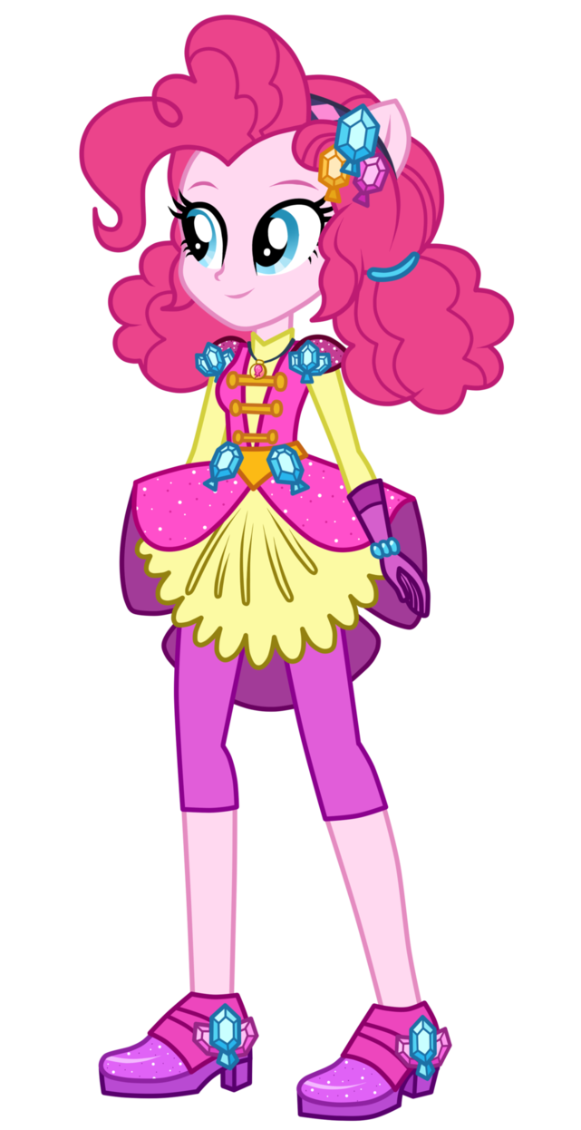 Pinkie Pie is owned by Hasbro, My Little Pony: Friendship is Magic ...