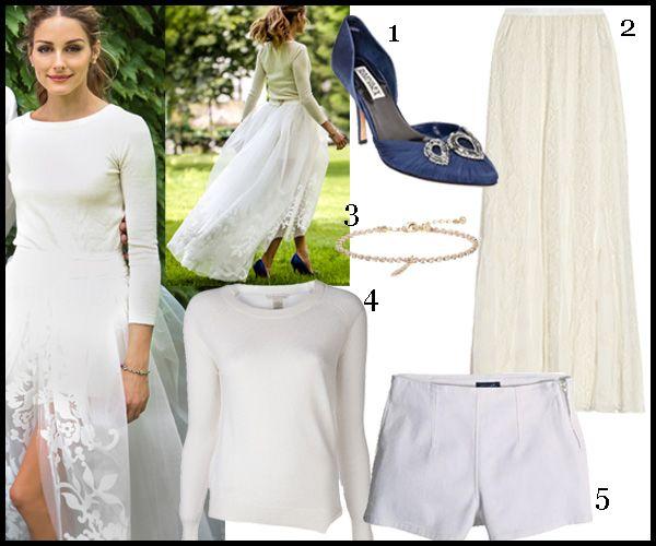 Vestido novia olivia palermo