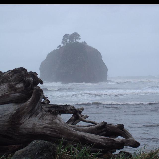 First Beach, La Push, Washington