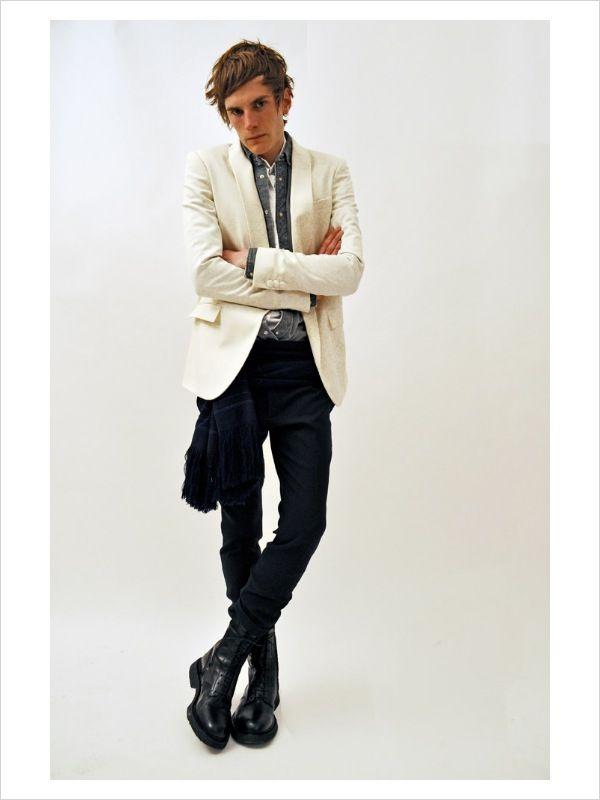 What's he wearing?: Balmain Homme Fall Winter 2011