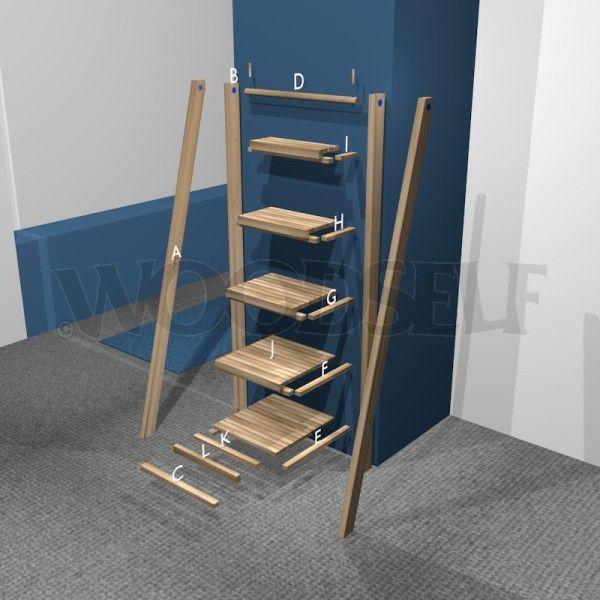 Tous les meubles - Woodself - Le site des plans de meubles ...