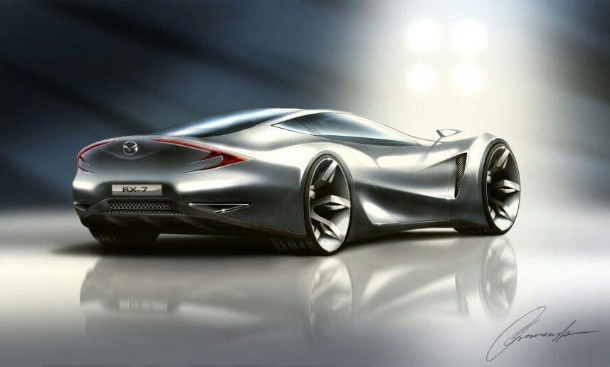 Mazda RX- 7 concept