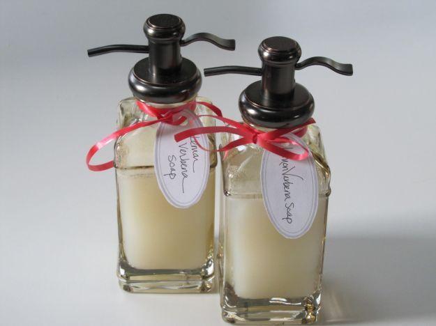 Sapone liquido 50 g sapone marsiglia 1 5 acqua di rubinetto 50 gocce di olio essenziale 1 - Sapone liquido fatto in casa ...