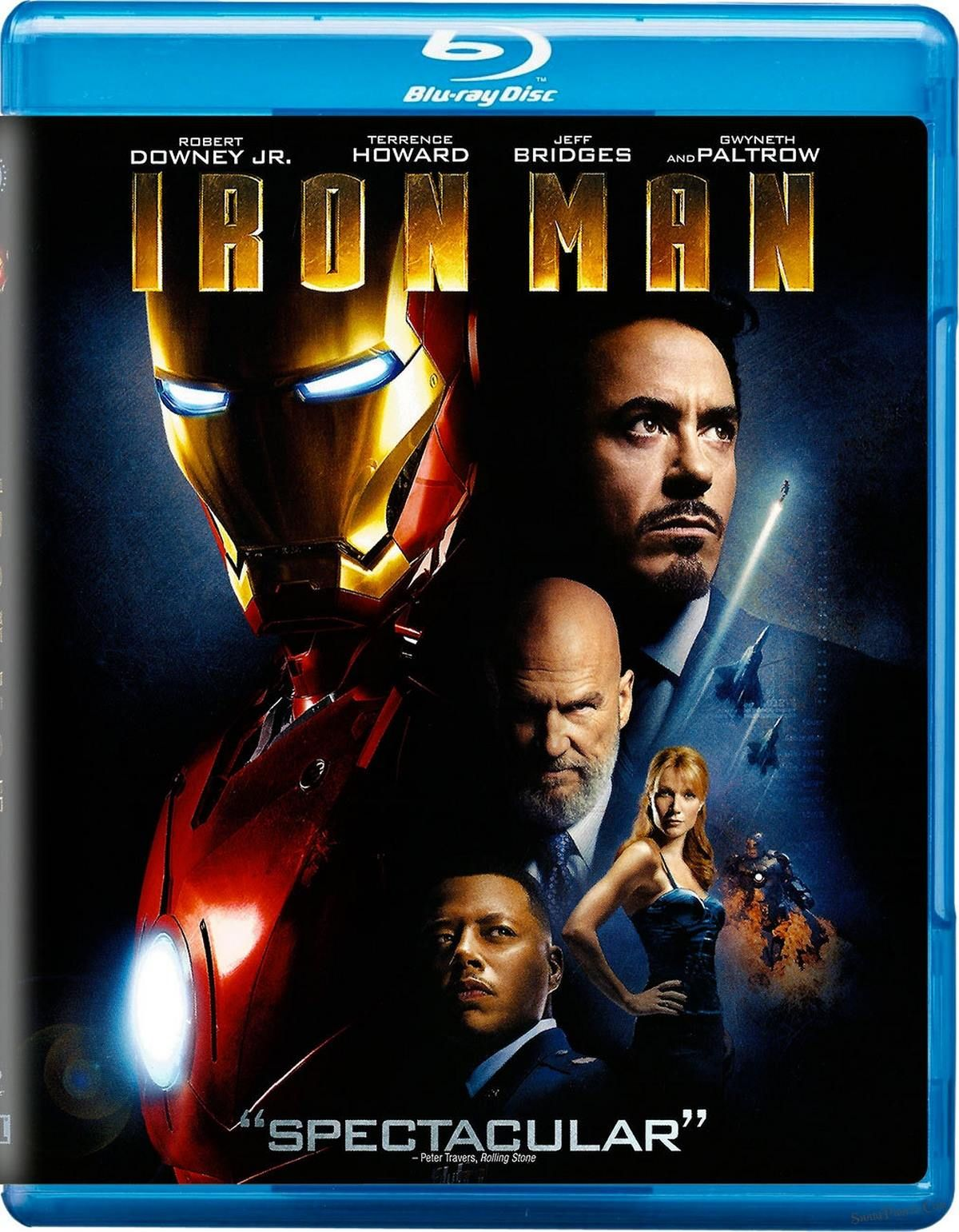 Iron Man 2008 BluRay 720p 1.3GB [Hindi Org – English] MKV