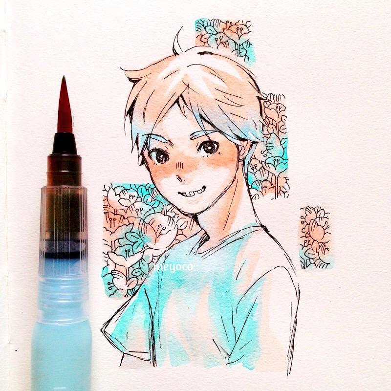 meyoコ on Twitter Character design, Anime, Anime art