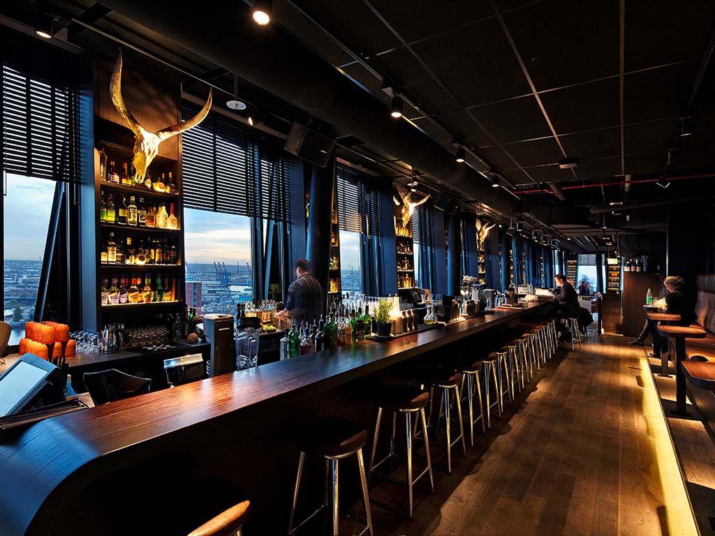 #clouds #bar #view #cocktails #drinks #flair #Hamburg #
