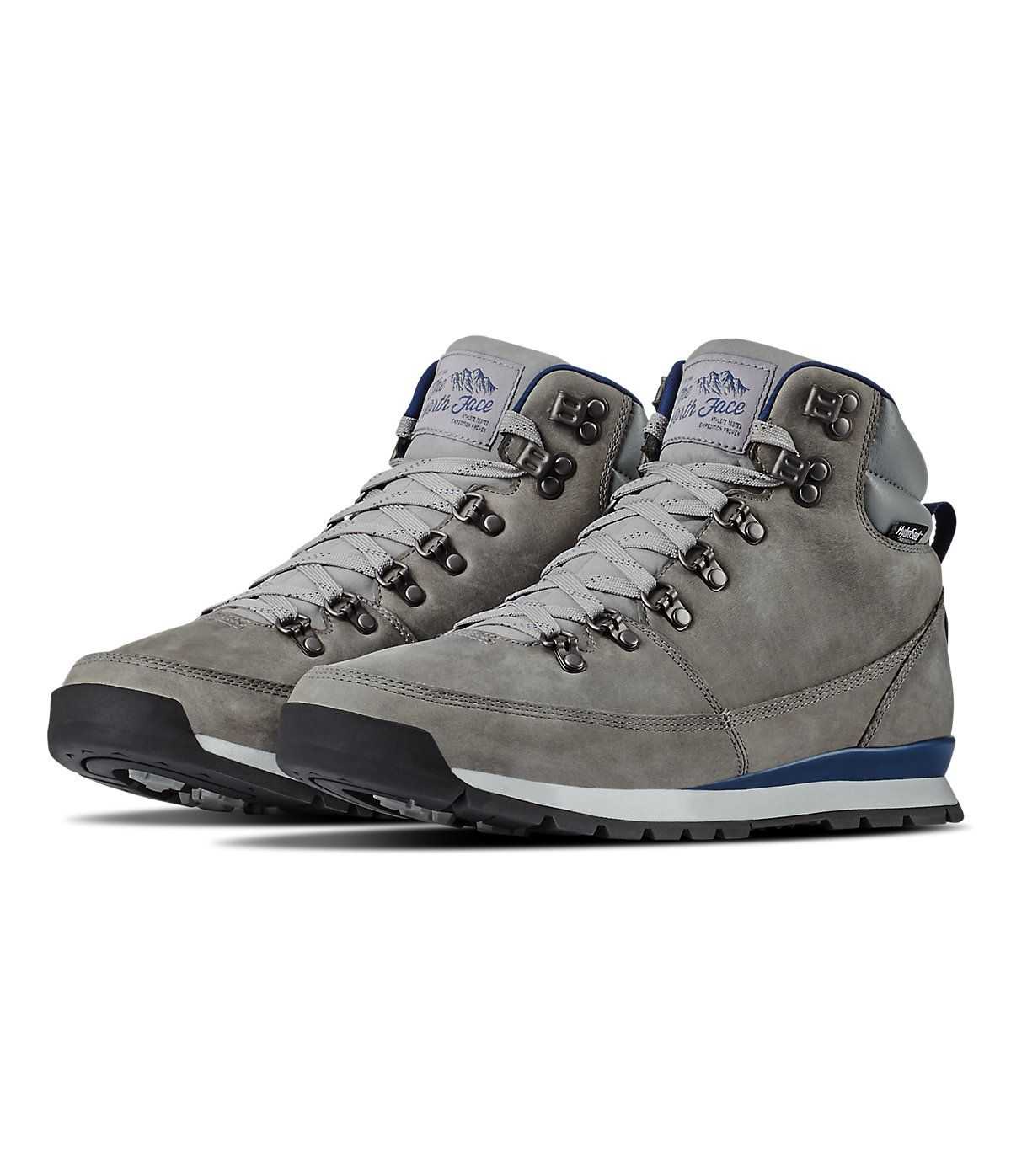 The North Face M Back To Berkeley Redux Leather, Stivaletti