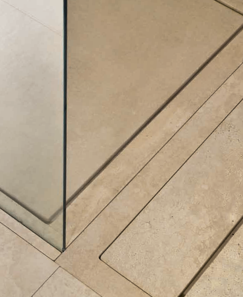 Vaselli Stone Truly Stunning Material For All Elements Of The Home And Outside Via Moretti E Rosini Uk Joinery Details Italian Bathroom Floor Drains