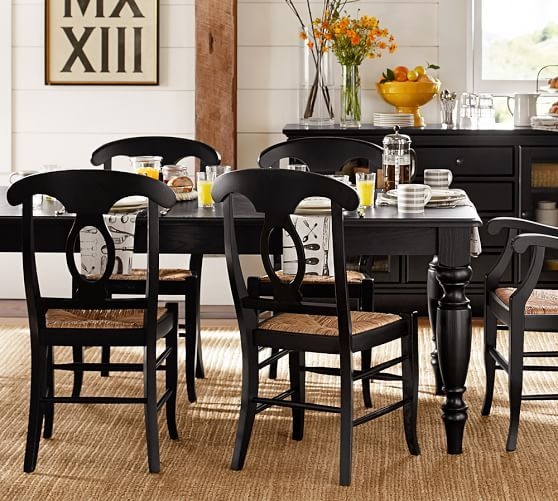 Lachman Extending Dining Table  Pottery Barn  Eastern Shore Home Classy Dining Room Tables Pottery Barn Decorating Design