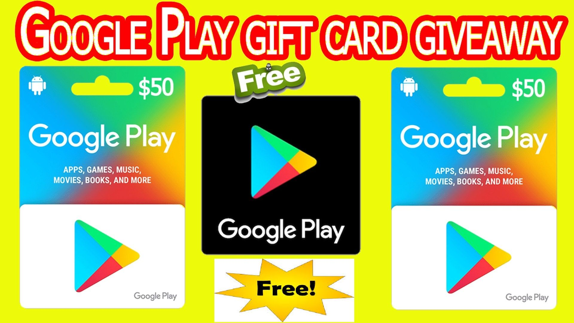 You Need To Follow Step On My Video 1 Go To Website 2 Select Gift Card 3 Select Value Of Card 4 A Google Play Gift Card Gift Card Template Gift Card Generator