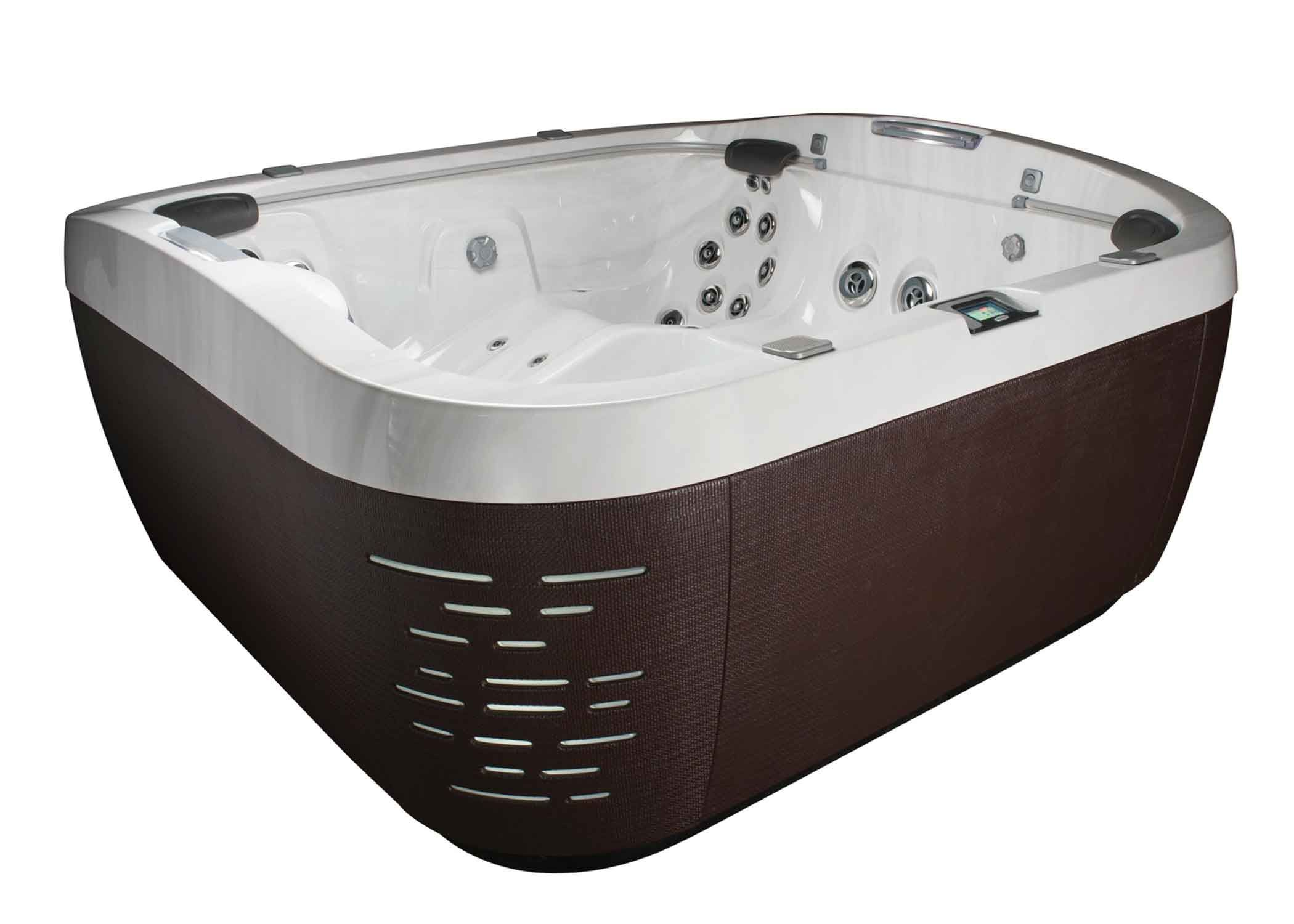 Here is the brand new 2015 J-572! This 5 seater Jacuzzi® hot tub has ...